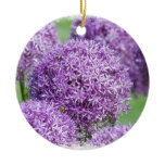 Allium Flowers Ornament
