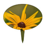 Black Eyed Susan Solitude Cake Topper