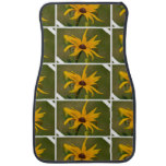 Black Eyed Susan Solitude Car Floor Mat