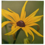 Black Eyed Susan Solitude Cloth Napkin