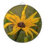 Black Eyed Susan Solitude Dartboard
