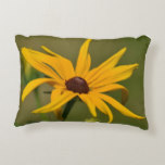 Black Eyed Susan Solitude Decorative Pillow