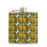 Black Eyed Susan Solitude Hip Flask