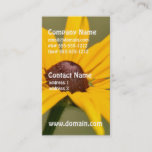 Blooming Black Eyed Susan Business Card