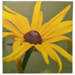 Blooming Black Eyed Susan Cloth Napkin