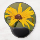 Blooming Black Eyed Susan Gel Mouse Pad