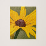Blooming Black Eyed Susan Jigsaw Puzzle