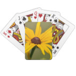 Blooming Black Eyed Susan Playing Cards