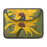 Blooming Black Eyed Susan Sleeve For MacBooks
