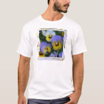 Blue and Yellow Violas T-Shirt