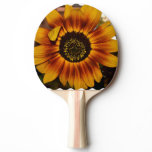 Brilliant Sunflower Ping-Pong Paddle