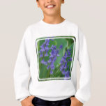 Dew on Bell Flowers Sweatshirt