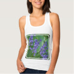 Dew on Bell Flowers Tank Top