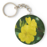 Evening Primrose Keychain