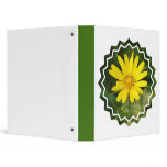 False Sunflower Binder