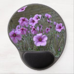 Field of Geraniums Gel Mouse Pad