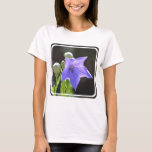 Flowering Balloon Flowers T-Shirt