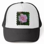 Flowering Pink Camelia Trucker Hat
