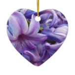 Hyacinth Flower Ornament