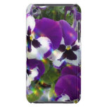 Pansies  iTouch Case