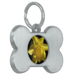 Perfect Daffodil Pet ID Tag