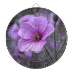 Perfect Geranium Dartboard