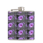 Perfect Geranium Flask