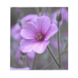 Perfect Geranium Notepad