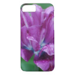 Perfectly Purple Parrot Tulip iPhone 7 Case