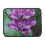 Perfectly Purple Parrot Tulip Sleeve For MacBook Pro