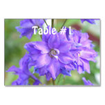 Pretty Delphinium Card