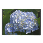 Pretty Flowering Hydrangea Flowers in Bloom Case For iPad Air