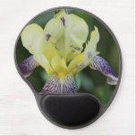 Pretty Orchid Flowers Gel Mouse Pad