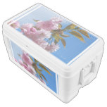 Pretty Pink Cherry Tree Chest Cooler