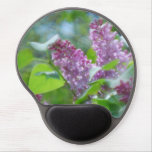 Purple Lilacs Gel Mouse Pad