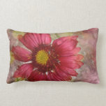 Red Gaillardia Pillow