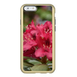Red Rhododendron Bush in Bloom Incipio Feather Shine iPhone 6 Case