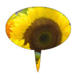 Sunflowers in Bloom Cake Topper