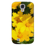 Yellow Coreopsis Galaxy S4 Cover