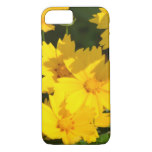 Yellow Coreopsis iPhone 8/7 Case