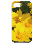 Yellow Coreopsis iPhone SE/5/5s Case