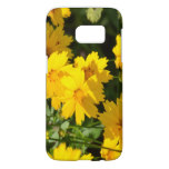 Yellow Coreopsis Samsung Galaxy S7 Case