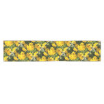 Yellow Coreopsis Short Table Runner