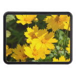Yellow Coreopsis Tow Hitch Cover