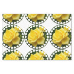 Yellow Rose of Texas Tissue Paper